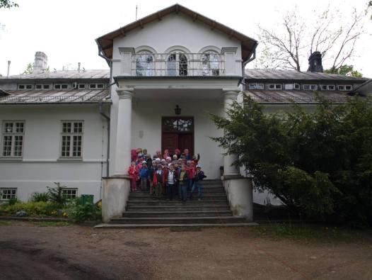 Wycieczka do Łucznicy 12 maja 2014