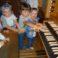 Przedszkolaki w Szkole Muzycznej