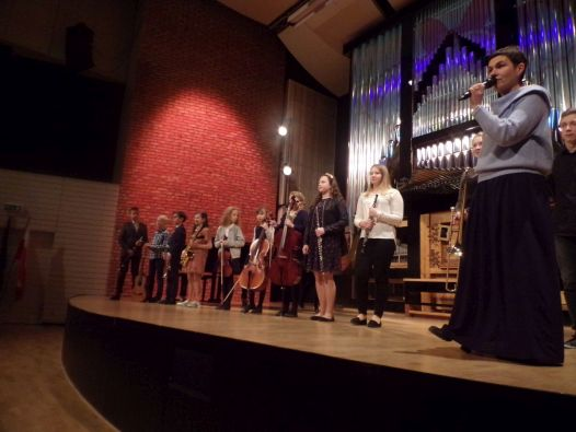 Wycieczka do Szkoły Muzycznej