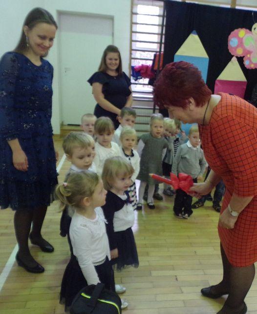 Uroczystość Pasowania na Przedszkolaka