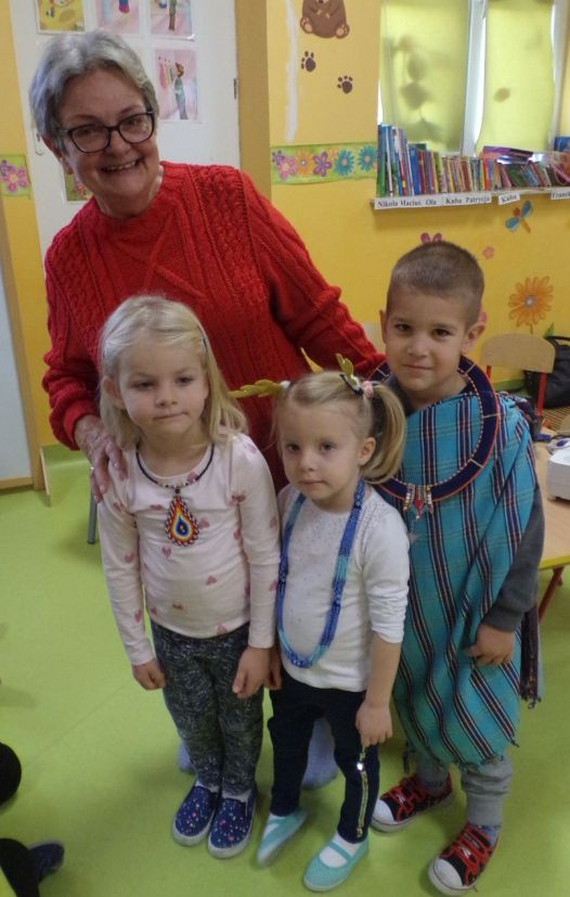 Spotkanie z p. Anną Krzewniak