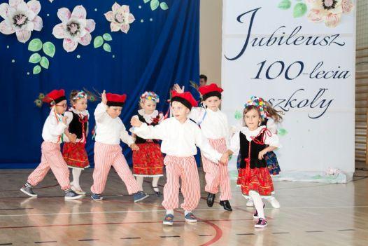 100-lecie Szkoły Podstawowej w Nowych Iganiach