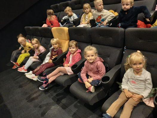 Wyjazd do kina (wrzesień 2021 r.)